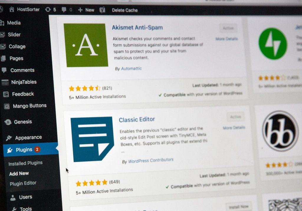 wordpress site geliştirme